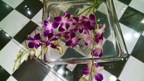 flower side